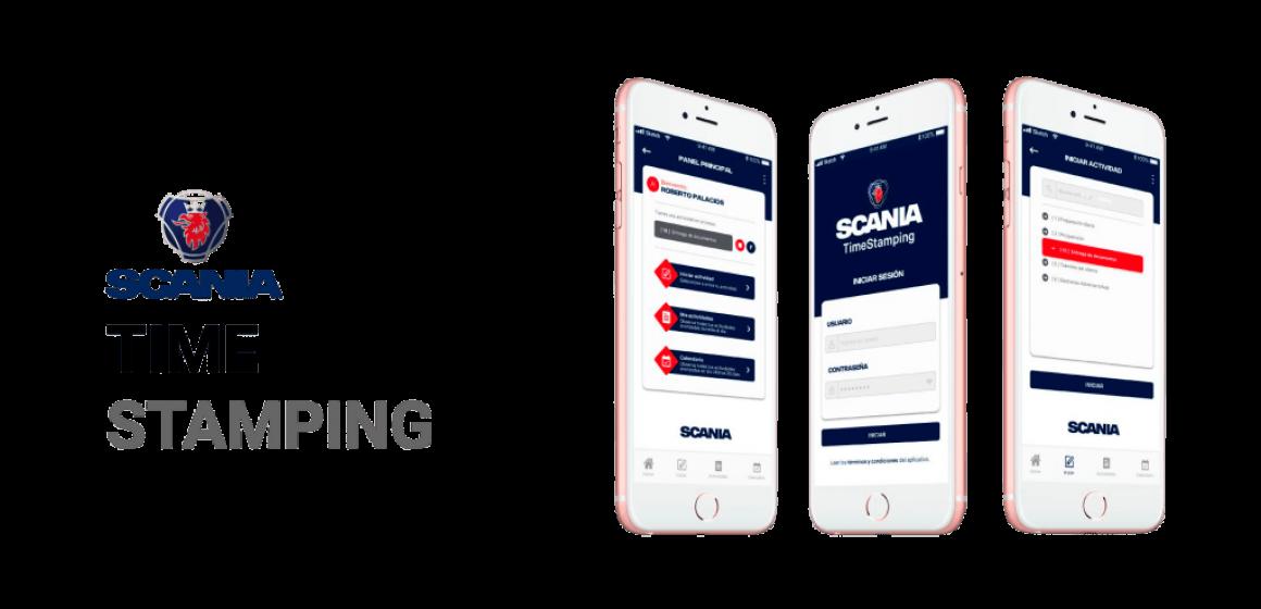 Imagen de proyecto Scania